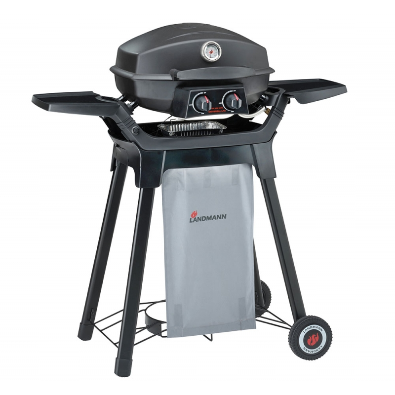Helt nya Landmann Gas barbecue Pantera 2.0 with trolley and gas regulator HT-12