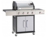 Landmann gas grill Triton PTS 4.1 stainless steel