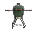 """TunaBone Kamado Pro 22 """"grill, M, green, with rich accessories, free home delivery within Estonia"""