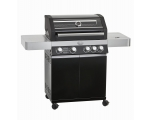 Rösle Gas Grill BBQ-Station Videro G4 black 30mbar (4 Burners)