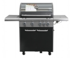 Dangrill gas grill Odin 410CS 4 main burners and side burner