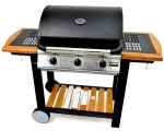 "Fireplus gas grill ""Control 3"""
