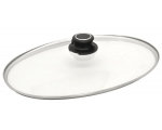 AMT oval glass Lid 35x 24cm