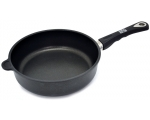 Frying pan Ø28cm, with 7cm edge, for induction hob