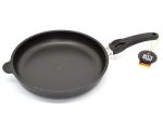 Frying pan Ø28cm, 5cm with edge, removable handle