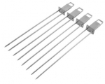 BBQ grill rods Dangrill, 4pcs