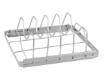 Dangrill foldable rib rack